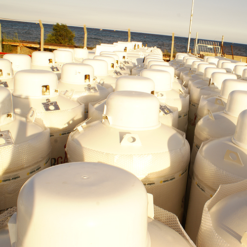 Gas Bulk Tanks
